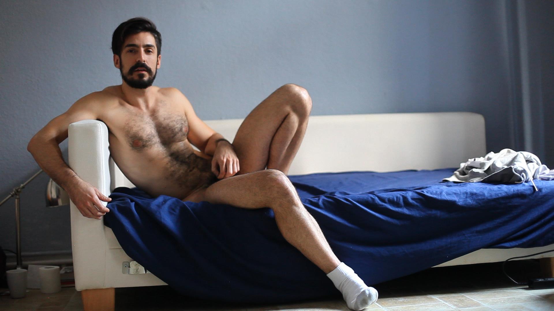 Jorge De Silva Naked 5